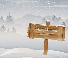 Winter-wallpaper-Merry-Christmas-Happy-new-year-2016