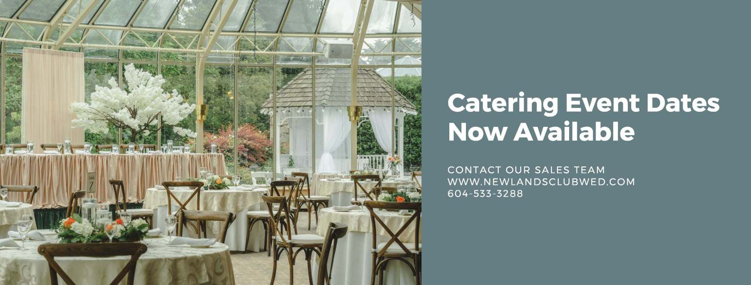 Newlands Catering Events